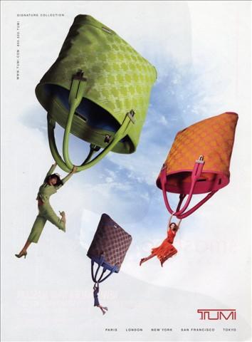 May 01, 2009 Tumi Campaign
