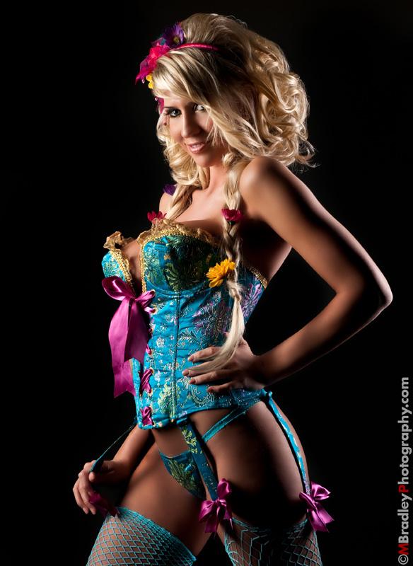 May 02, 2009 M.Bradley Photography MUA/Stylist Tara Ward Botanical Beauty
