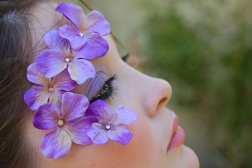May 02, 2009 Model: Anna  Make Up/ Hair/ Styling: Daniele  Photographer: Jonny