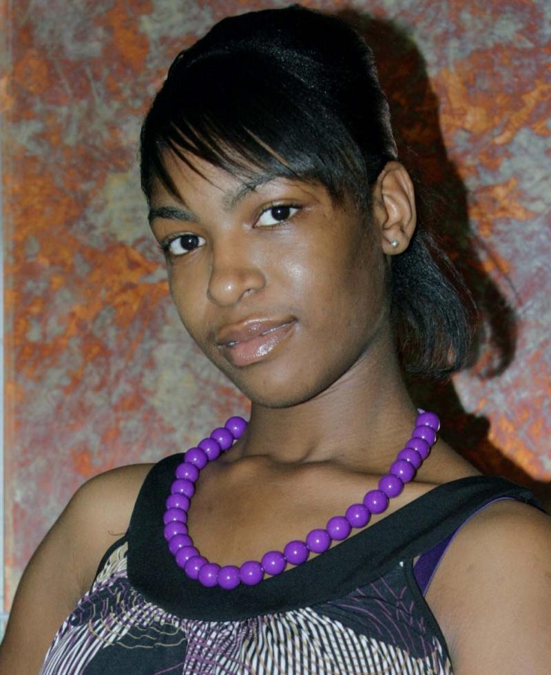 Female model photo shoot of Rainye Johnson by BodyWorks Photography P