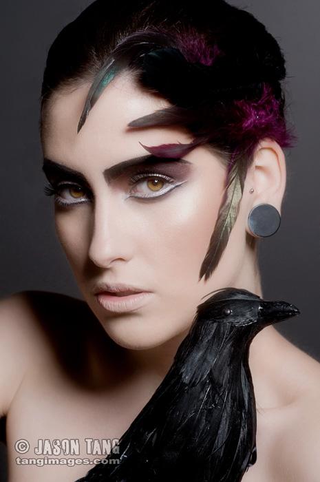 May 03, 2009 Jason Tang, makeup by Angela Holthuis No longer have plugs!!