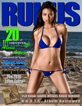 Malibu, CA May 04, 2009 2009 Cover Model for May! Thanks so much Andrew:)