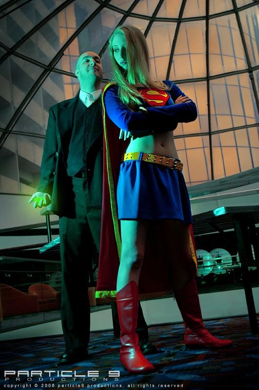 Rosemont, IL May 04, 2009 Particle 9 Productions Lex Luthor vs. Supergirl