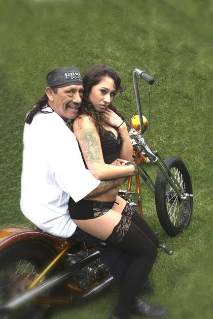 May 04, 2009 Me & Danny Trejo
