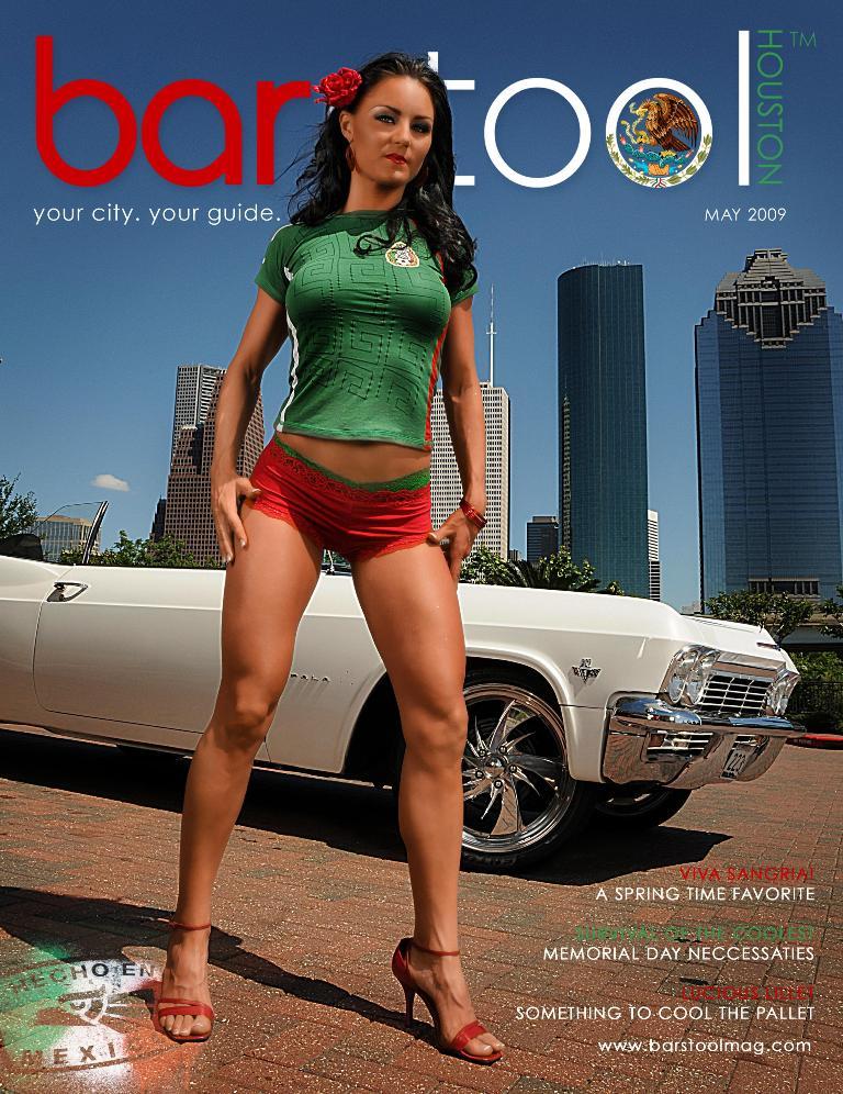 Downtown Houston, Tx May 04, 2009 www.andresdphotography.com Keridon Davis barstool magazine cover may 09