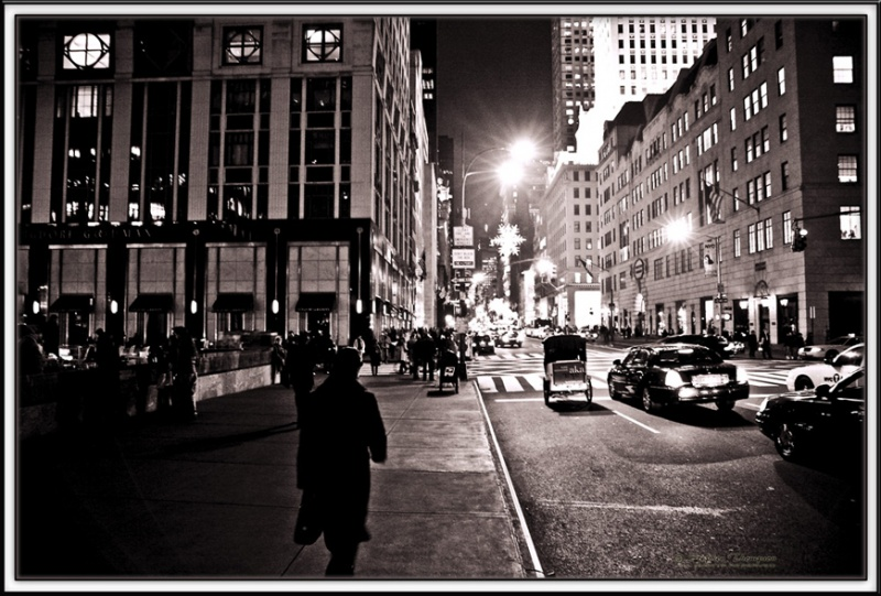 May 04, 2009 ST ARTS the night before christmas NY NY