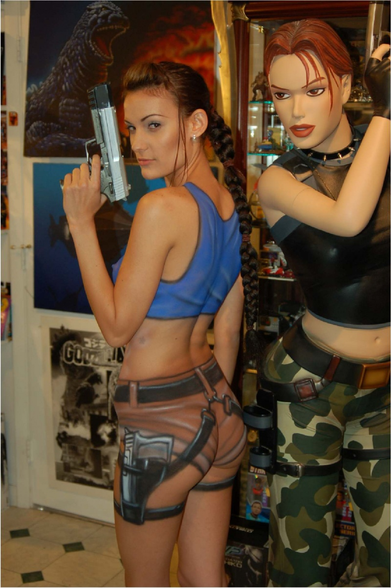 My studio May 04, 2009 Jessie Melero Twins