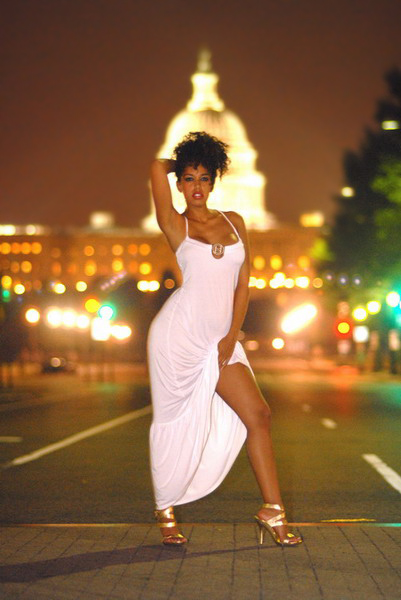 Male and Female model photo shoot of David Sean Lewis and Wfgjbjk in Washington DC