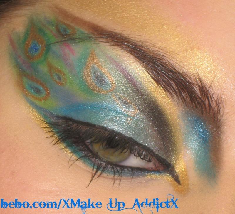 May 06, 2009 Jessica Whelan Peacock eyes