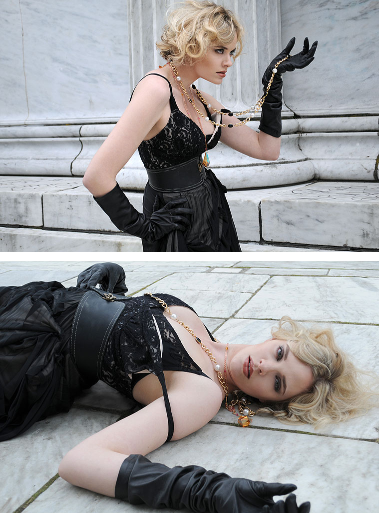 May 06, 2009 Daniel Gagnon Photography, styling:Jenny ReCasino, Wardrobe:Jonathan Joseph Peters