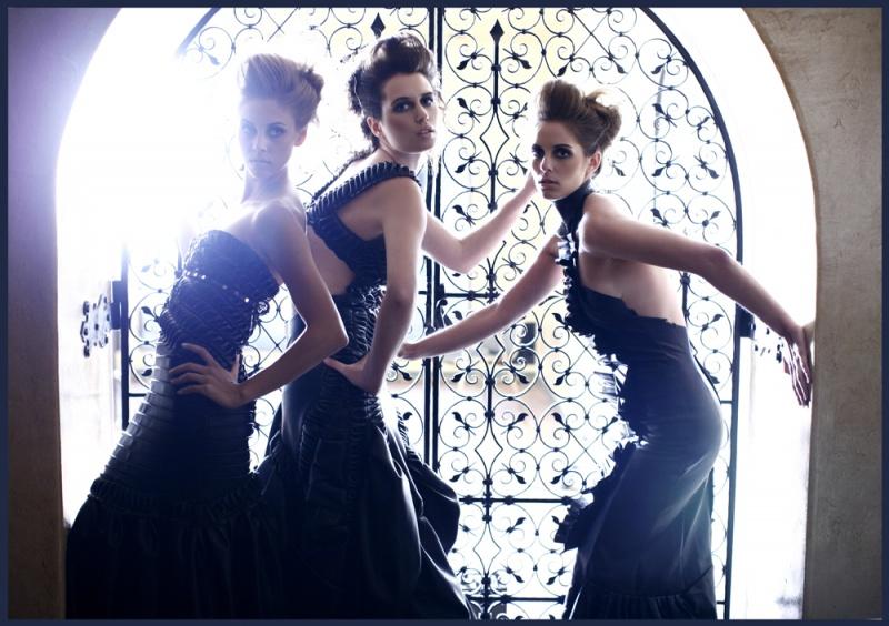 Female model photo shoot of Barbarella Photography