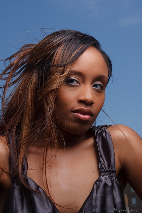 Female model photo shoot of PORTIA-MARIE in Atlanta Photography Workshop 2009