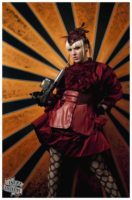 May 08, 2009 Steampunk!! (Hair by Zarah)