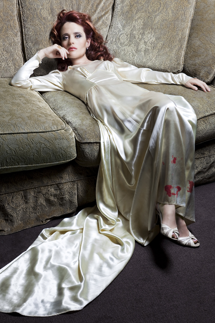 Los Angeles, CA May 08, 2009 Robert Recker The Original Desperate Housewife; Styled by Bette Adams, hair by Monica Irusta