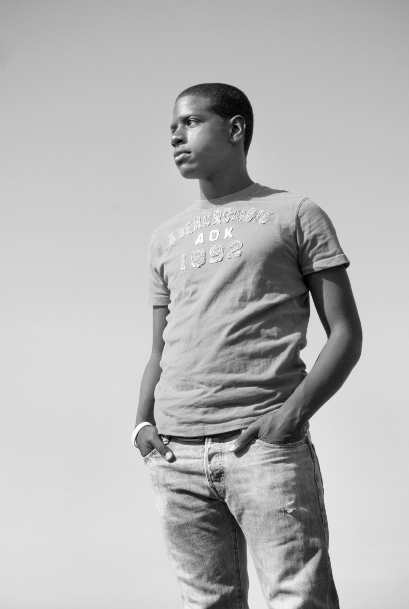 Male model photo shoot of Marcus Cooper by Syracuse Modeling
