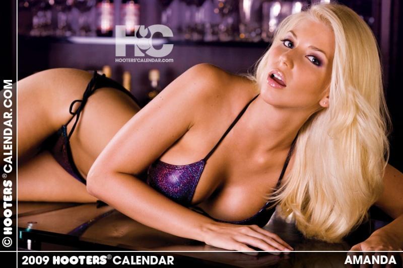 Hollywood, Fl May 09, 2009 Doug Vollmer Miss September, 2009 International Hooters Calendar