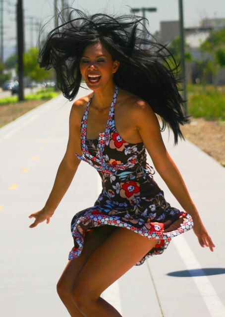 Male and Female model photo shoot of LTC Fashion Photography and Jamie Burgos in North Hollywood