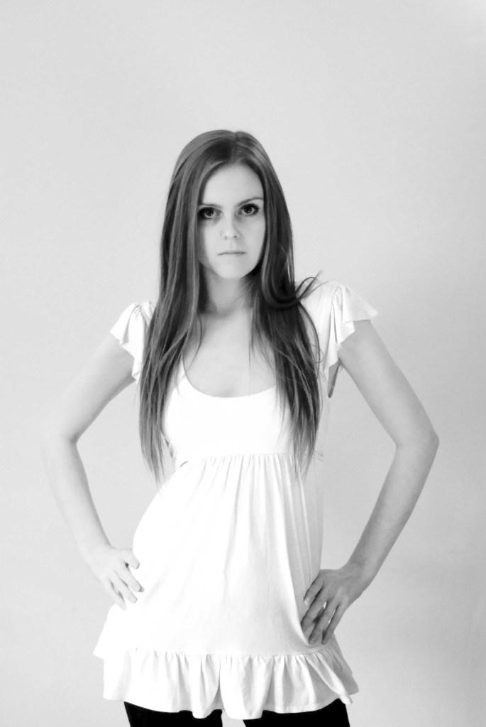 Female model photo shoot of Patricia Ward by Ian Houlihan in Dublin