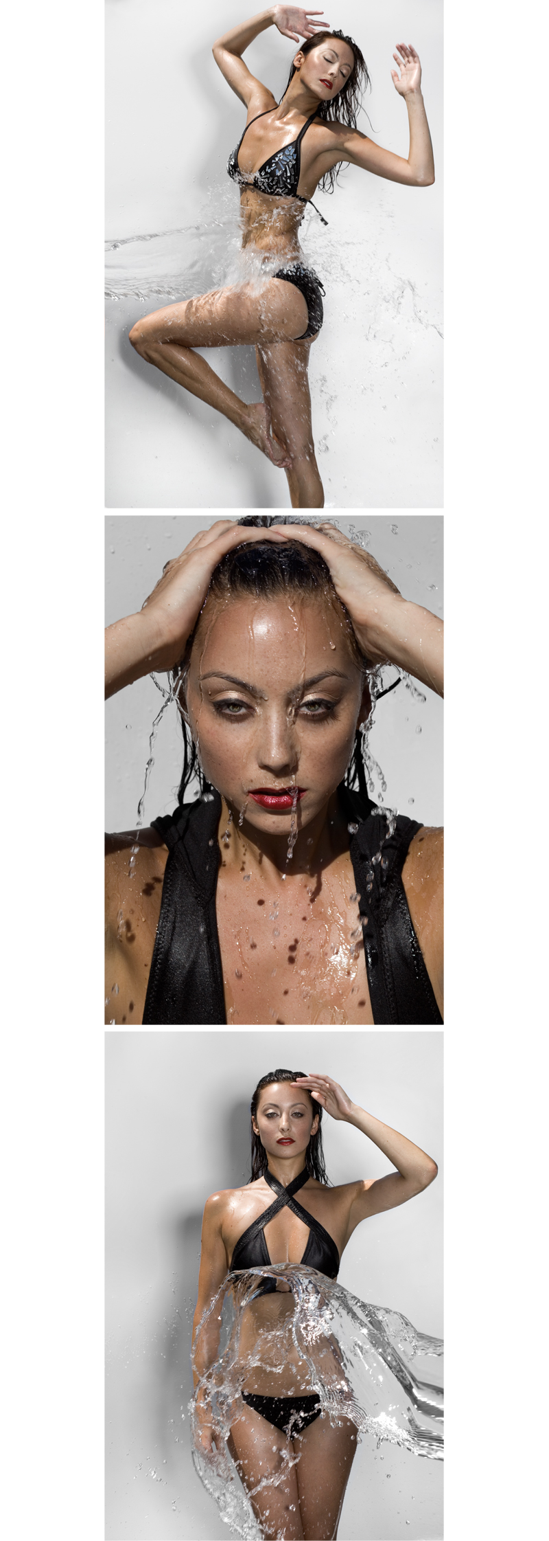 May 10, 2009 BrianWalshImages Remarquable Designs By Essence, Model - Melissa , Make up Jenna Elise