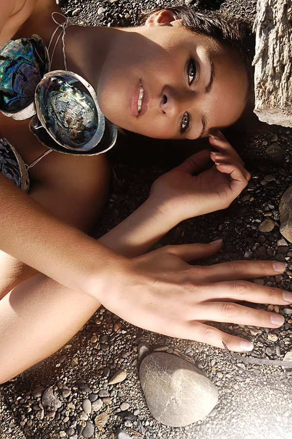 Female model photo shoot of Ida E by Mirco Lieffertz in Wellington, New Zealand