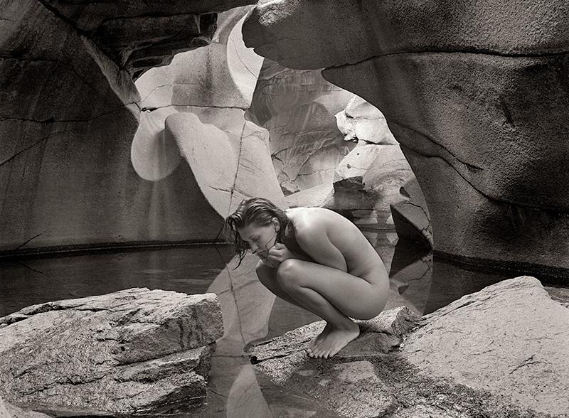 Male model photo shoot of Allen Birnbach