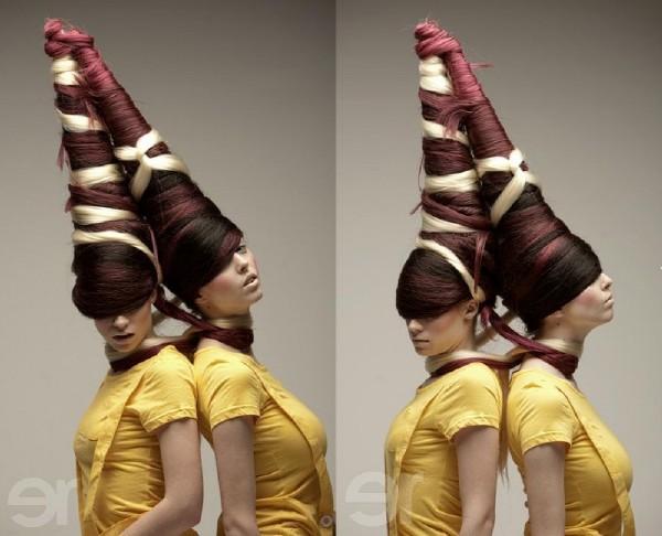 May 11, 2009 Edward Ramirez MUA-Brad Overcash   Models-Roxanna Redfoot & Amy Lynne Brown  Hair/Concept-Me & Tai Tipton  Wardrobe-Tai Tipton