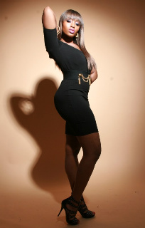 Female model photo shoot of Challedon SHY Saltor by Robert Ector, wardrobe styled by Leah Taylor Style