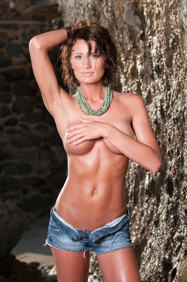 Female model photo shoot of Nikki Logan by Karl Yamashita in Laguna Beach