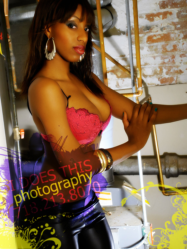 Female model photo shoot of LaSaundra Mystique   by I Does This in Brooklyn NY