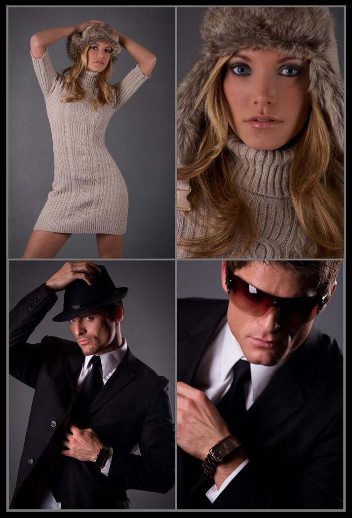 Female and Male model photo shoot of J Boettner Studios, Angela Lowe and Noah Duncanson