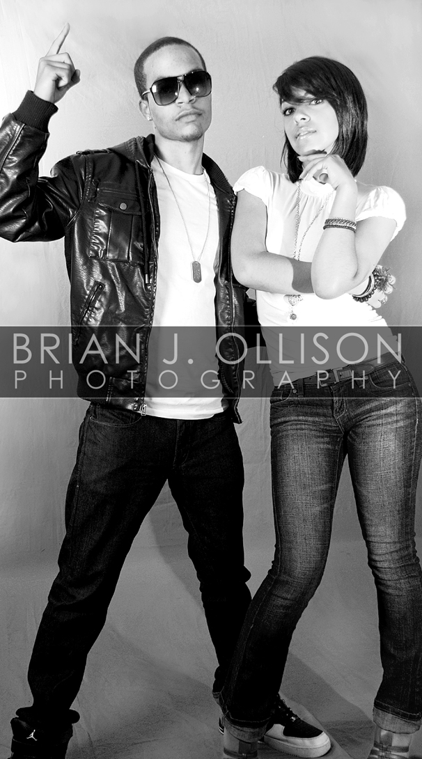 studio May 14, 2009 Me and one of my fav models in the world