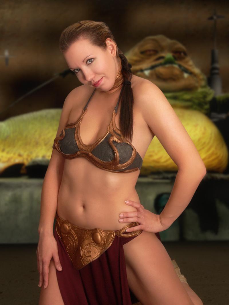 May 16, 2009 Princess Leia