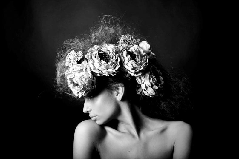 Female model photo shoot of Valeria Ugarte in Milano