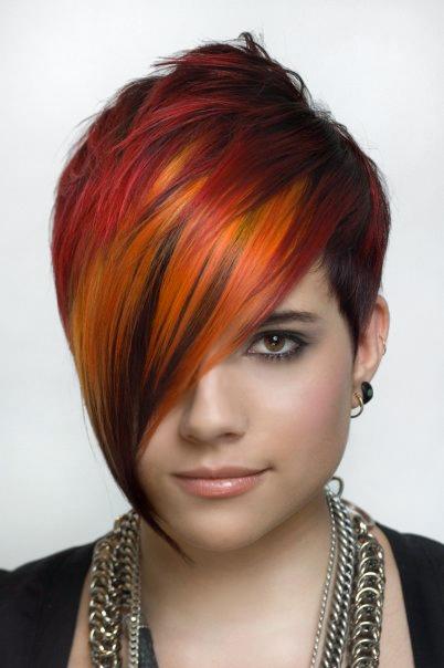 toronto May 18, 2009 redken redken hair modeling