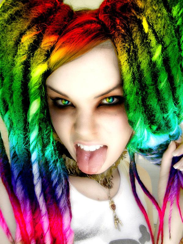 May 19, 2009 Rainbow Brite Gone Bad