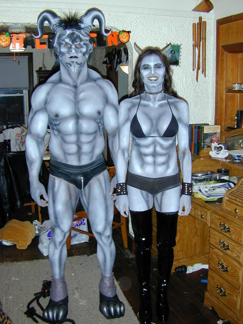 May 19, 2009 Halloween Gargoyles