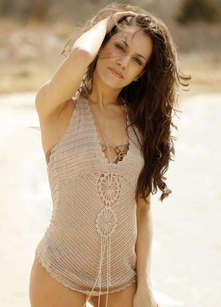 Female model photo shoot of KYM V in NY