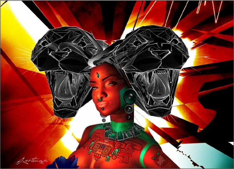 May 20, 2009 Copyright © 2009, Derek Santiago. All rights reserved. Tikal Rikan 2006