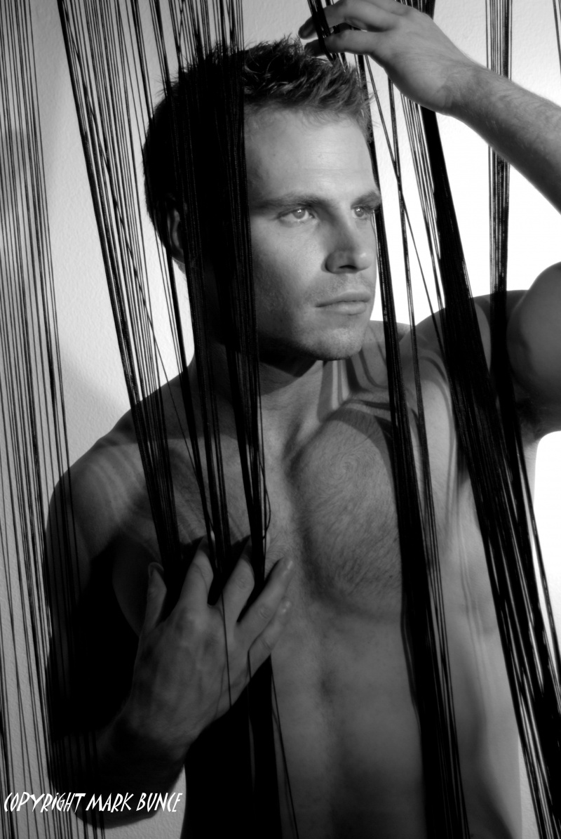 Male model photo shoot of Peter Stubbs by Mark Bunce Photography in Sydney, Australia