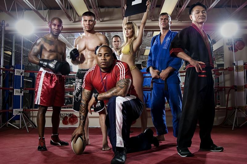 Westport May 21, 2009 Jason Setiawan westport boxing MMA (203 magazine summer 09)