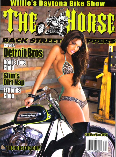 Detroit May 22, 2009 Charlie Horse LTD Issue 88