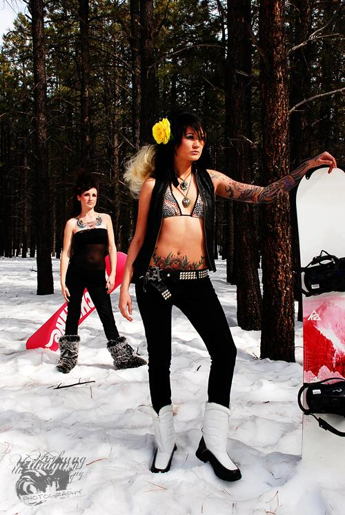 Female model photo shoot of La_Lauren Nicole in Flagstaff, AZ