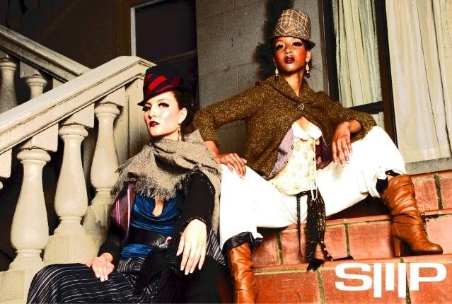 Oakland, Ca May 22, 2009 S|I|P .style.inspiration.photography. MUA|Stylist -- Chase Loveleaf* -- photographer Bryon Malik