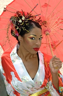 Houston TX May 22, 2009 J Zubire Makeup Artistry, RMG Photography