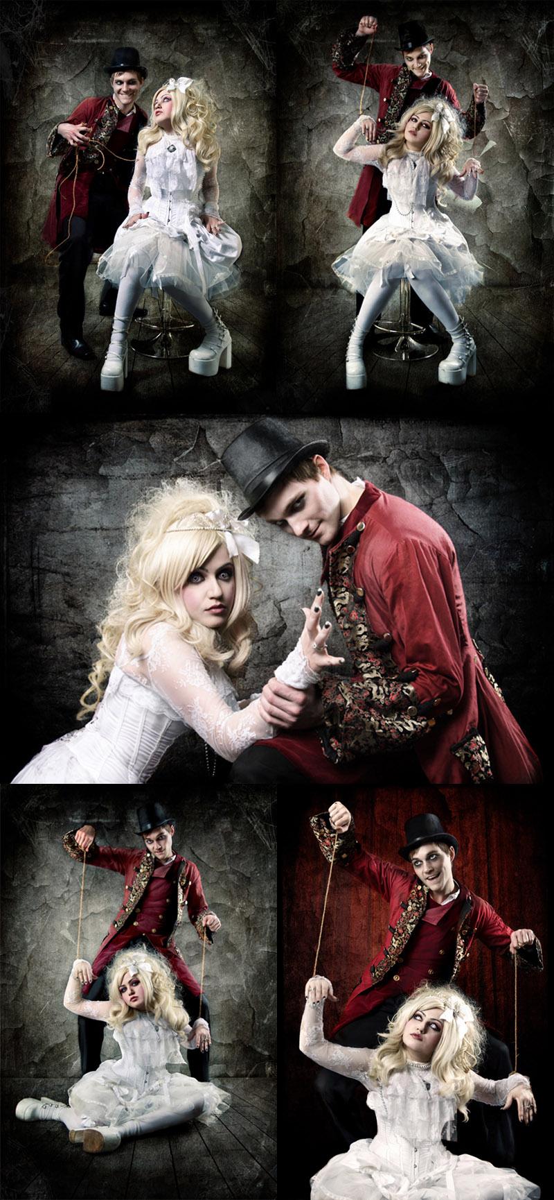 London/Studio May 24, 2009 Taya Uddin/ EyeXposed Photography Master of Puppets