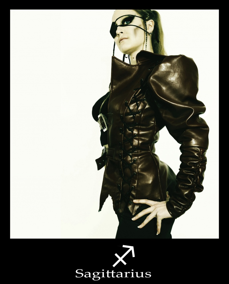 Vienna May 25, 2009 @ create your fantasy Zodiac - sagittarius