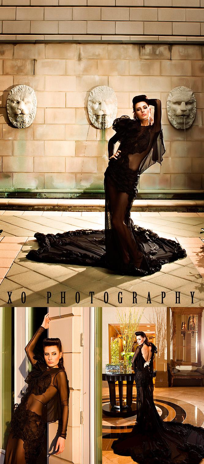Dallas  May 25, 2009 QC Cong/XO Photography Model: Olesya G  Make-up & Hair: Nancy Lam  Wardrobes: Lizzi London