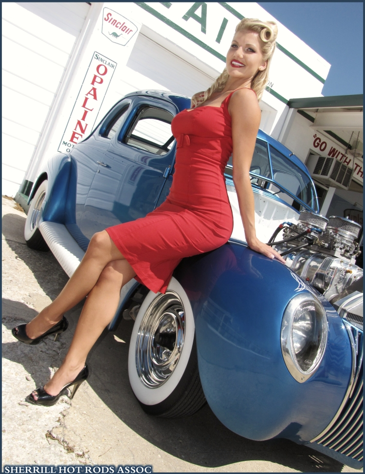 FTW Texas May 25, 2009 Trent Sherrill Kristen Reed + Dav Cassels 39 Ford