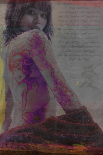 SA|Photo studio May 26, 2009 Stephen Akers Photography Buddhist Prayer - love for humanity