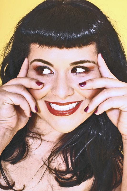 May 27, 2009 Liz the beautiful Cuban Queen